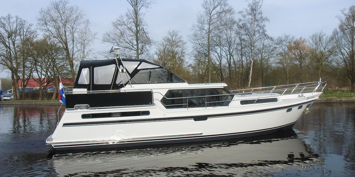 Motorboot Insulinde